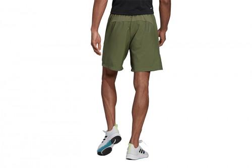 Pantalón adidas Designed 2 Move woven verde