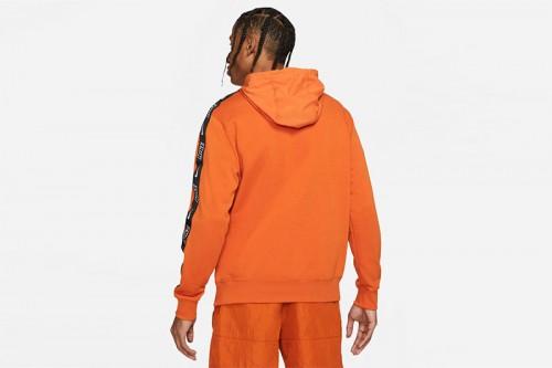 Sudadera Nike Sportswear Naranja