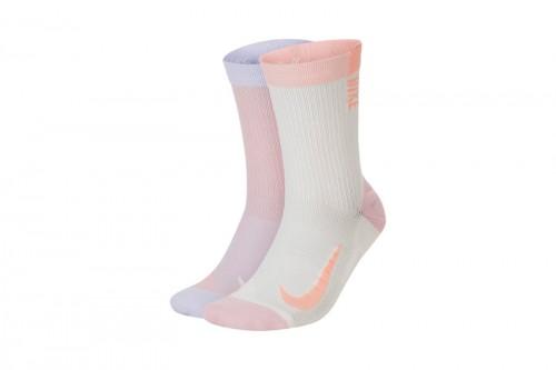 Calcetines Nike CALCETIN LARGO Rosas
