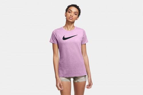 Camiseta Nike Dri-FIT Rosa