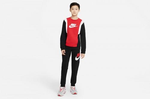 Sudadera Nike Sportswear Amplify Roja