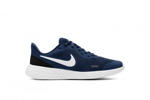 Zapatillas Nike Revolution 5 Azul Marino