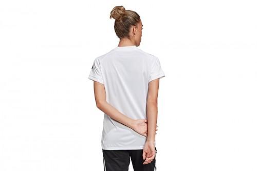 Camiseta adidas CONDIVO20 TRAINING blanca