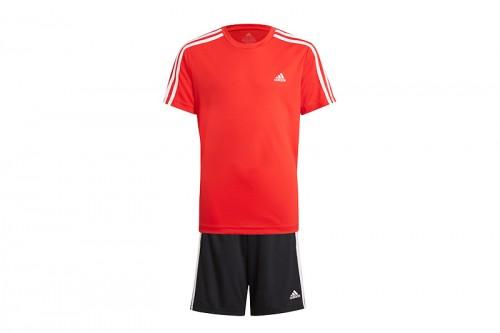 Chándal adidas B 3S T SET Rojo