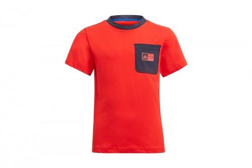 Chándal adidas SUPERHERO ADVENTURES SUMMER Rojo