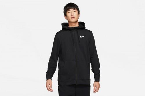 Sudadera Nike Dri-FIT Negra