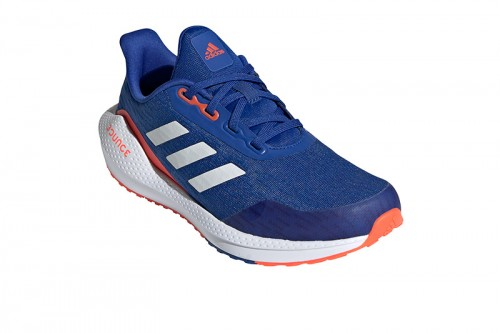 Zapatillas adidas EQ21 RUN J Azules