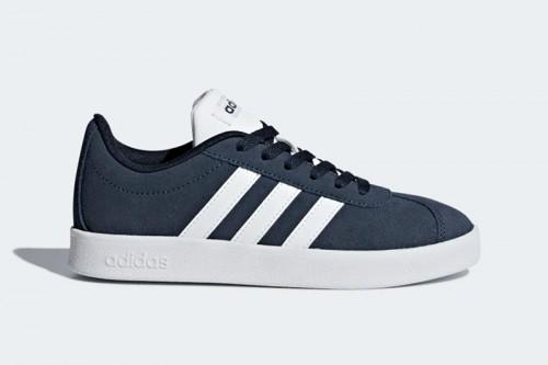 Zapatillas adidas VL COURT 2.0 Azul Marino