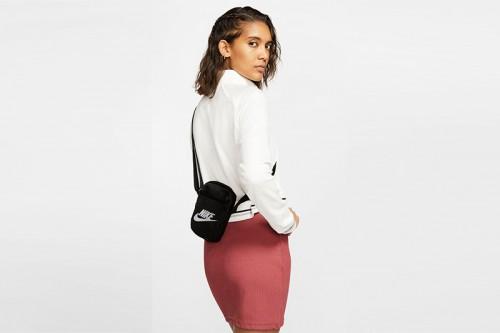 Bolso Nike Heritage Crossbody Negras