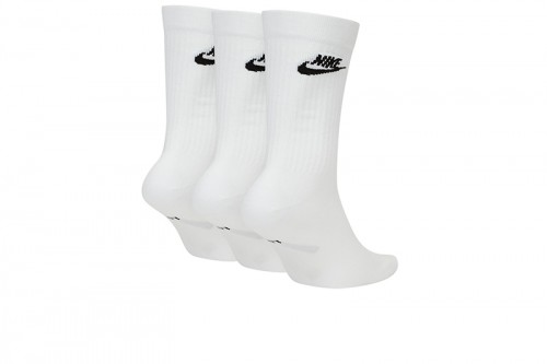 Calcetines Nike Sportswear Everyday Essential blancos