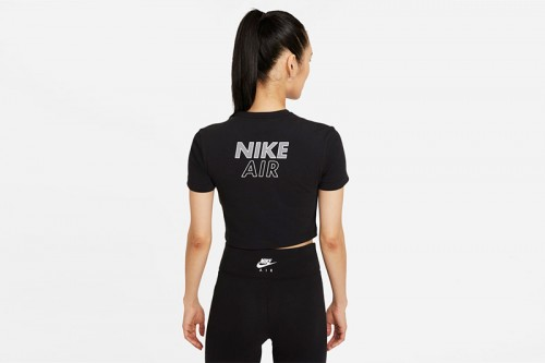 Camiseta Nike Air negra