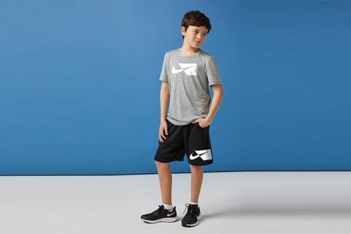 Camiseta Nike Core Gris