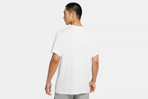 Camiseta Nike Dri-FIT blanca
