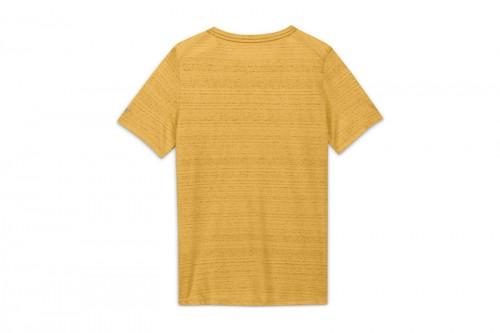 Camiseta Nike Dri-FIT Miler Amarilla