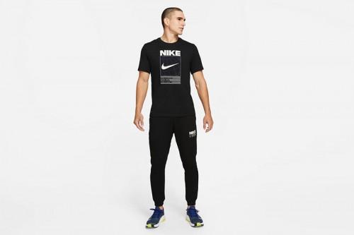 Camiseta Nike Dri-FIT Negra