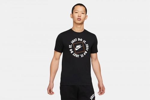 Camiseta Nike Sportswear JDI Negra