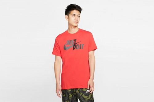 Camiseta Nike Sportswear JDI Roja