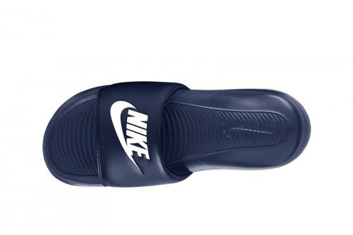 Chanclas Nike Victori One Azul Marino