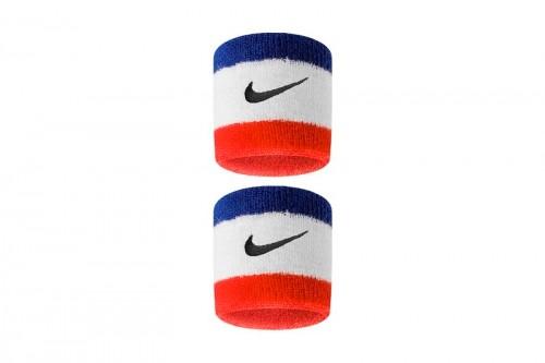 Muñequeras Nike SWOOSH WRISTBANDS Multicolor