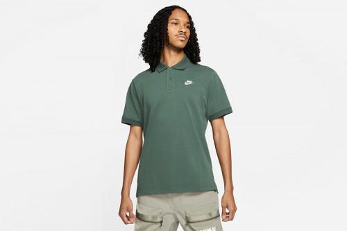 Polo Nike Sportswear verde