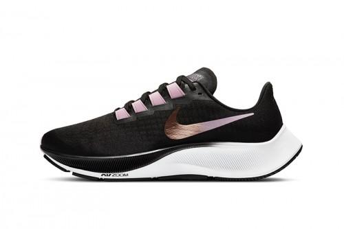 Zapatillas Nike Air Zoom Pegasus 37 Women's Ru Negras