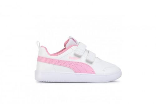 Zapatillas Puma Courtflex V2 Blancas