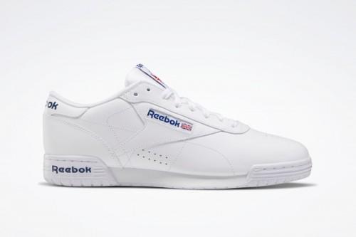 Zapatillas Reebok EX-O-FIT CLEAN LOGO Blancas