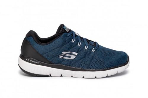 Zapatillas Skechers FLEX ADVANTAGE 3.0 Azul Marino