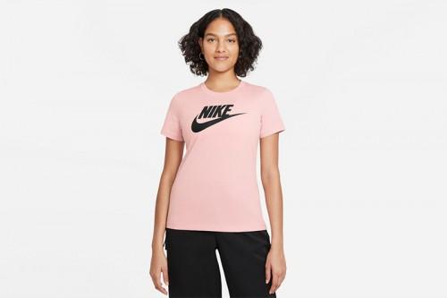 Camiseta Nike Sportswear Essential Rosa