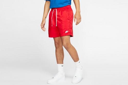 Pantalón Nike Sportswear Rojo