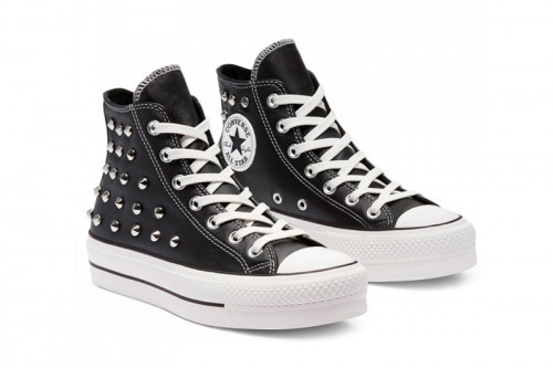Zapatillas Converse Chuck Taylor All Star Lift Negras