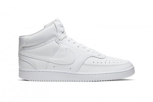 Zapatillas Nike Court Vision Mid Blancas