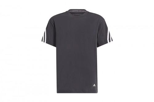 Camiseta adidas B FI 3S TEE Negra