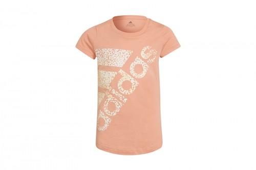 Camiseta adidas Graphic Rosa