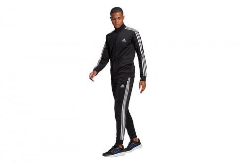 Chándal adidas ESSENTIALS TRACKSUIT Negro