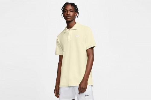 Polo Nike Sportswear amarillo