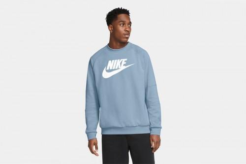 Sudadera Nike Sportswear azul