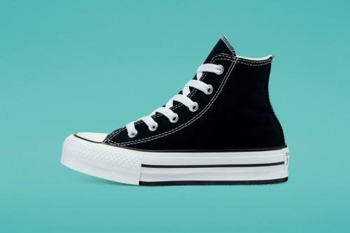 Zapatillas Converse Converse Color EVA Platform Chuck Taylor All Star High Top Negras