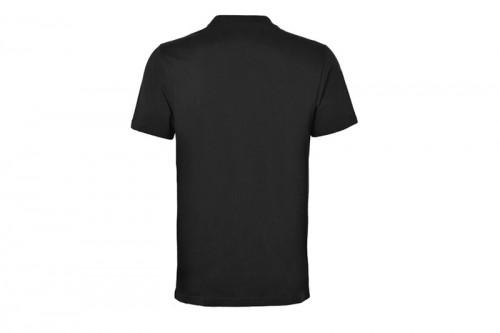 Camiseta Kappa CROMEN SLIM negra