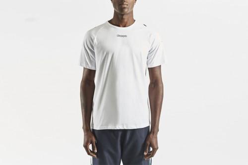 Camiseta Kappa KLAKE blanca