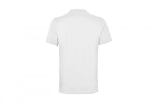 Camiseta Kappa CROMEN SLIM blanca