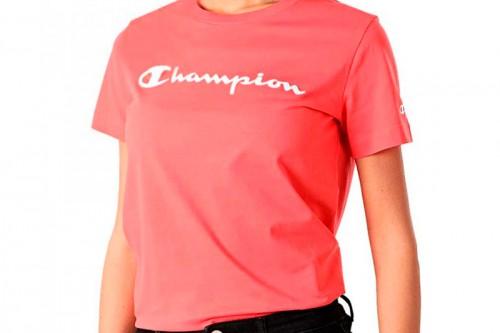 Camiseta Champion Crewneck Roja