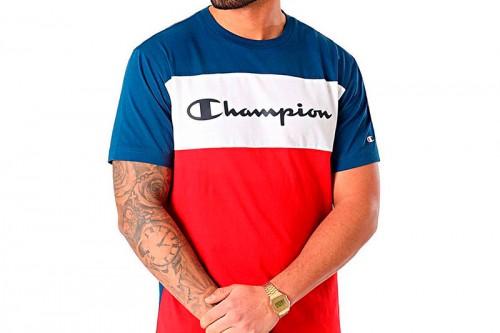 Camiseta Champion Crewneck T-Shirt roja