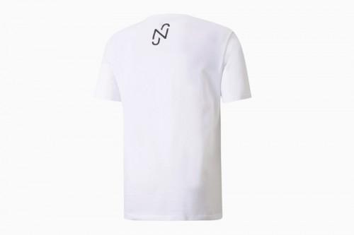 Camiseta Puma NEYMAR JR CREATIVITY Blanca