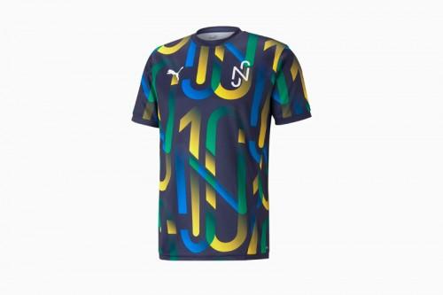 Camiseta Puma NEYMAR JR HERO Azul Marino