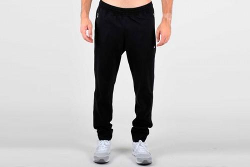 Pantalón Champion Rib Cuff negro
