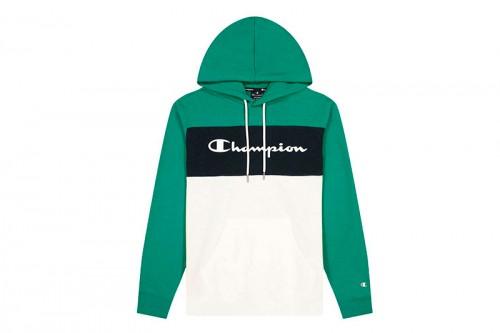 Sudadera Champion Hooded Sweatshirt blanca