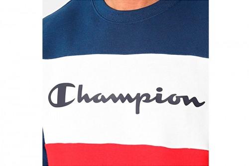 Sudadera Champion Crewneck azul