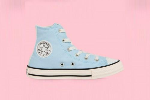 Zapatillas Converse Chuck Taylor All Star Junior Azules