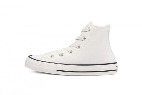 Zapatillas Converse CTAS HI Blancas